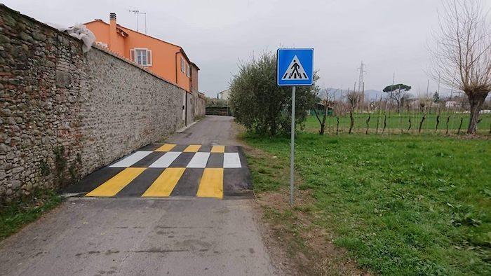 strada perisolosa