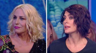 Antonella Clerici ed Elisa Isoardi