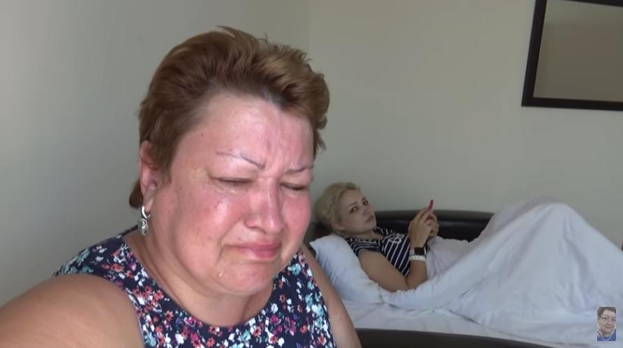 tradita dal marito