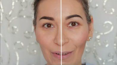 bicarbonato sul viso
