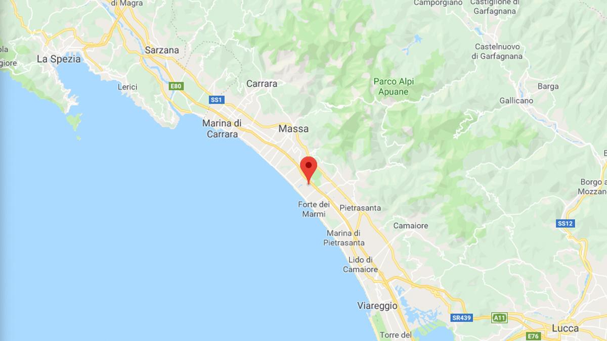 terremoto in toscana