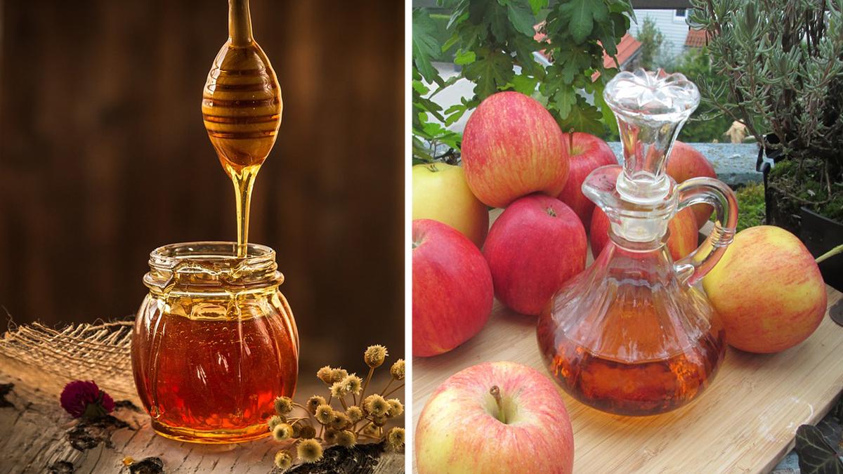 aceto di miele per dimagrire