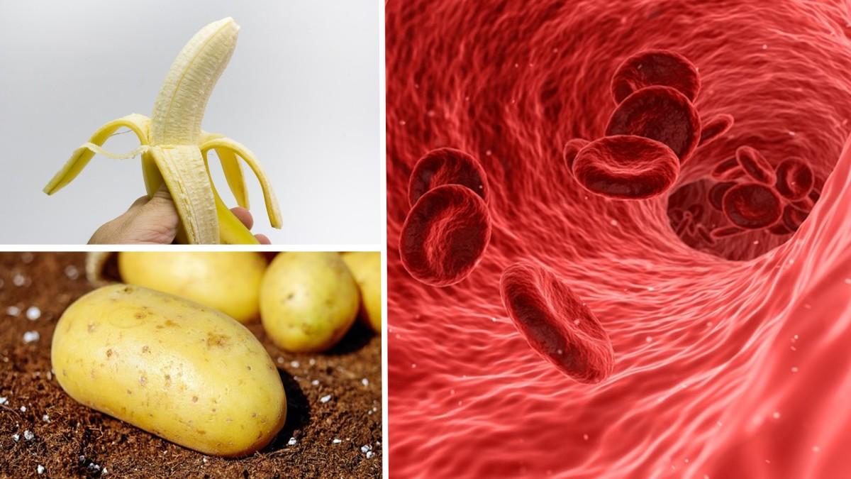 banane e patate