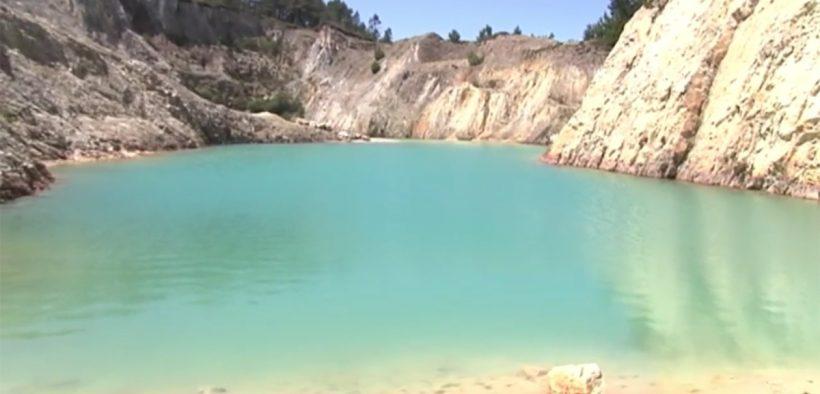 lago tossico
