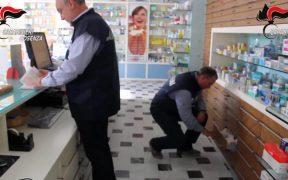 smercio illegale di farmaci
