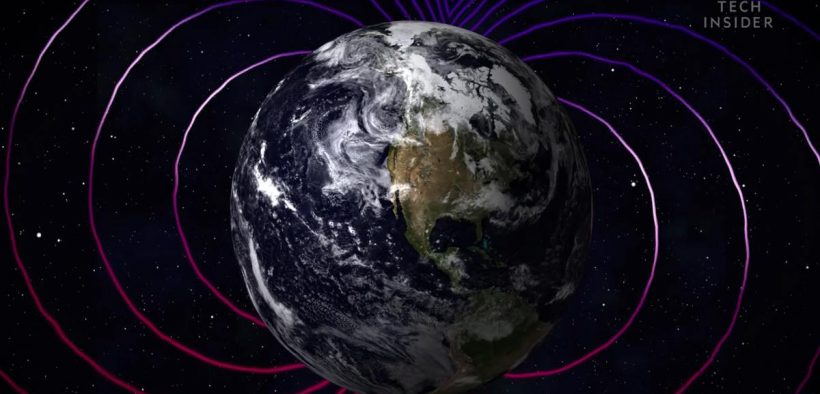 inversione dei poli magnetici