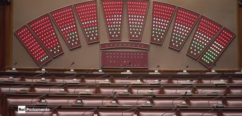 referendum sul taglio dei parlamentari