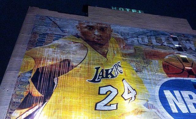 Kobe Bryant morte