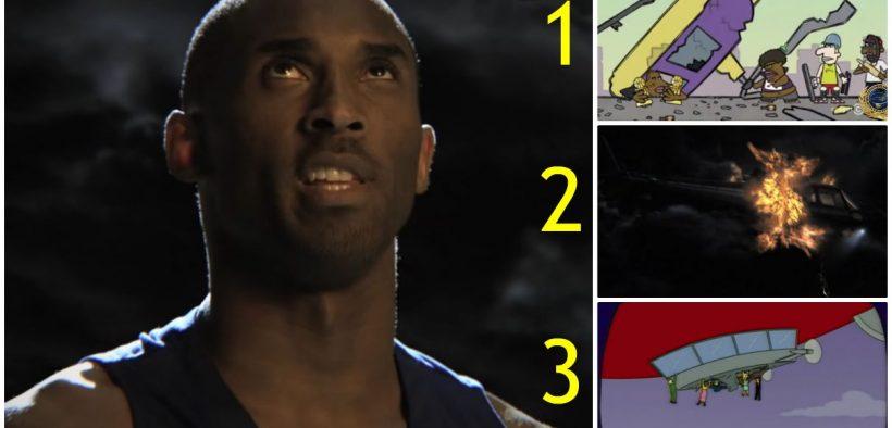 Kobe Bryant: le 3 strane coincidenze