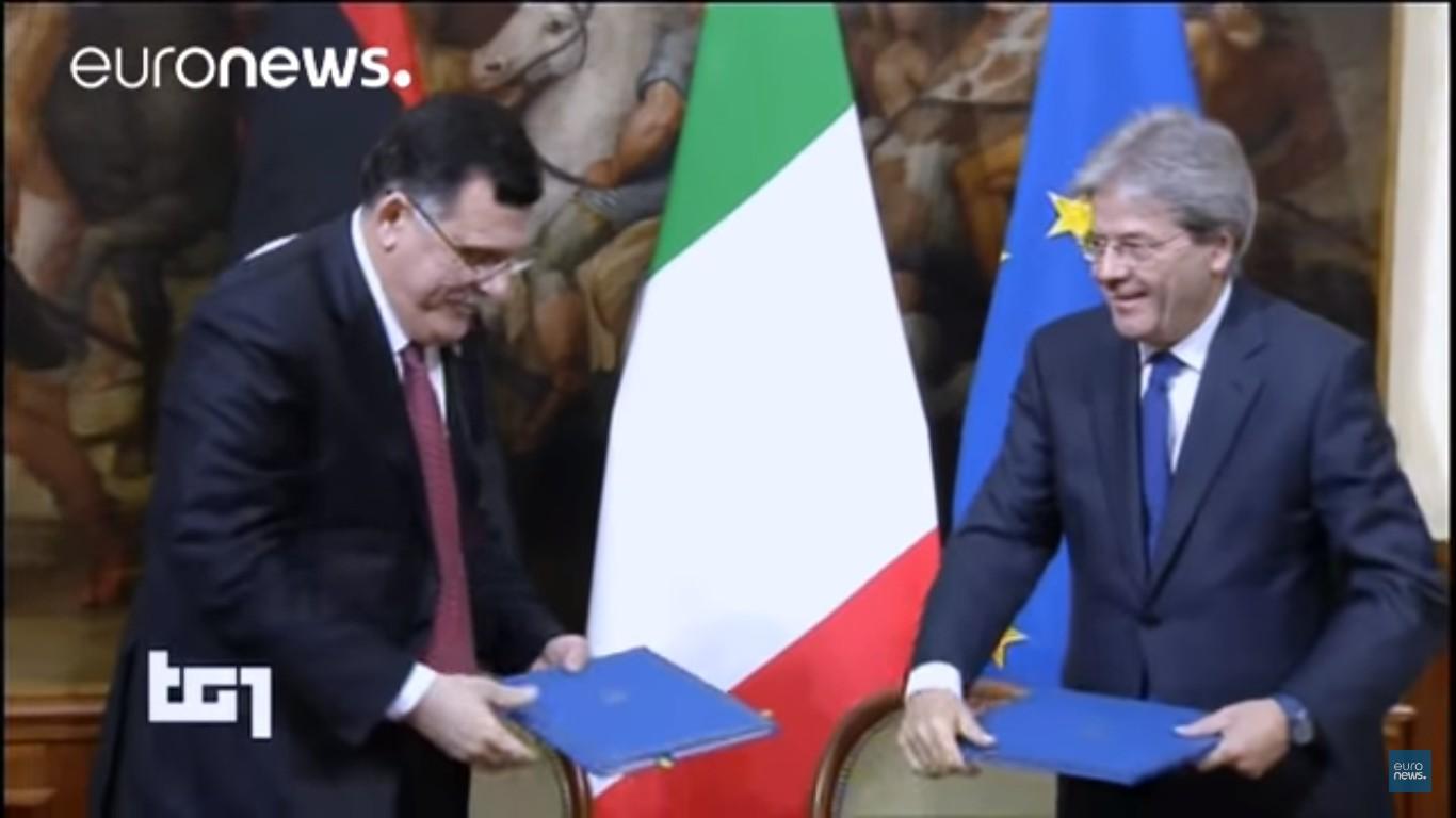 memorandum italia libia