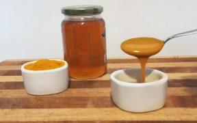 miele e curcuma
