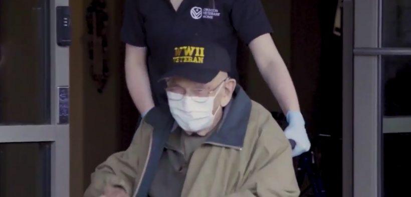 anziano guarito