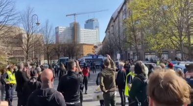 manifestazioni in germania