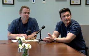 due medici americani california covid-19