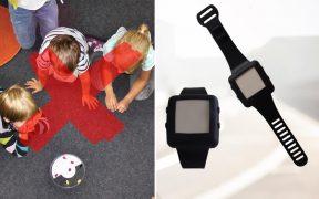 braccialetto che vibra