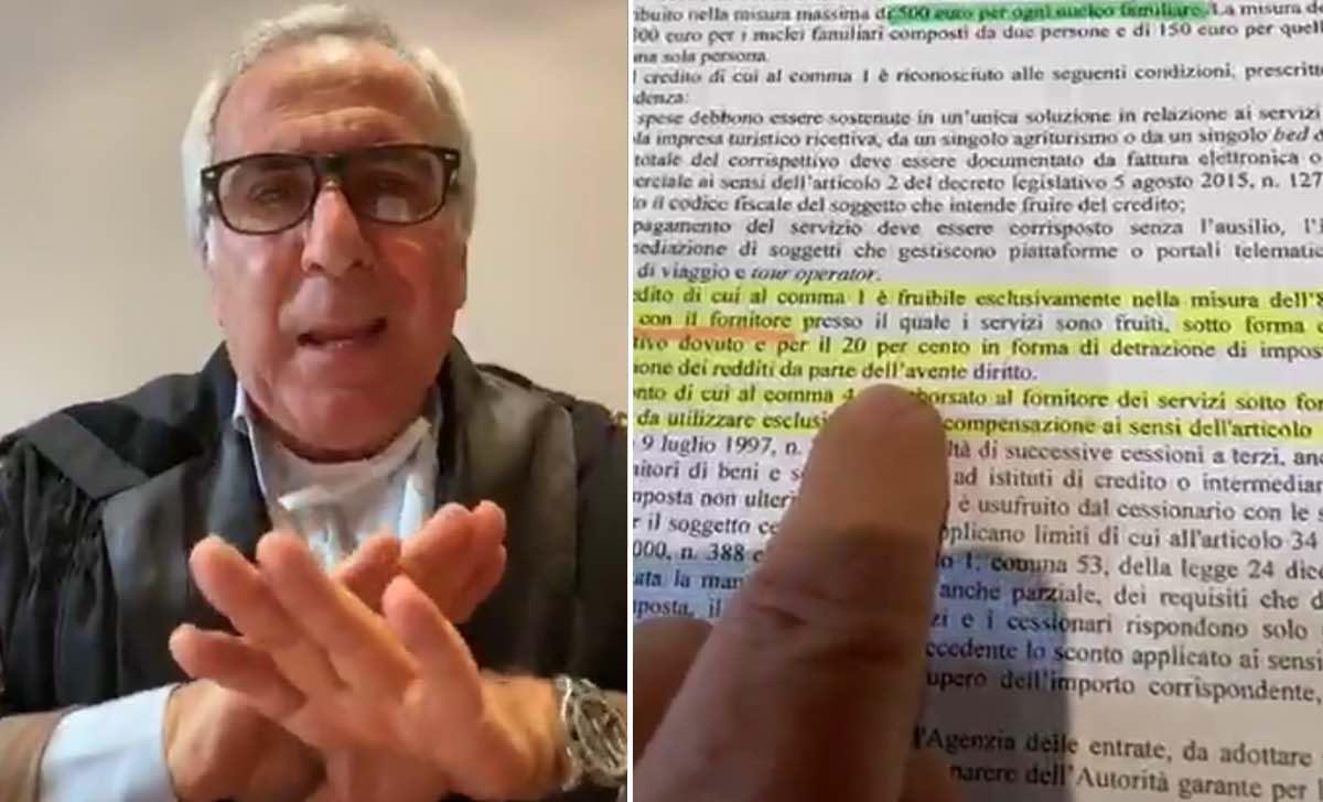 avvocato polacco decreto rilancio