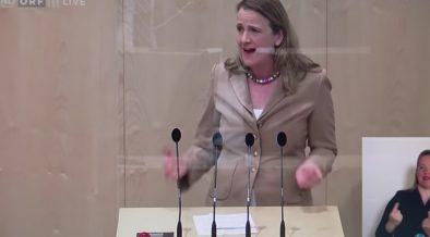 parlamentare austrica