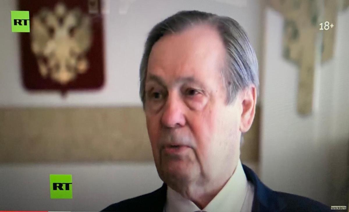 pneumologo russo