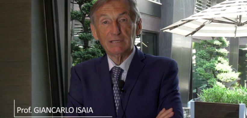 Prof. Giancarlo Isaia Accademia di Medicina
