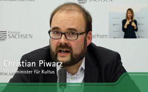 Christian Piwarz scuola in germania