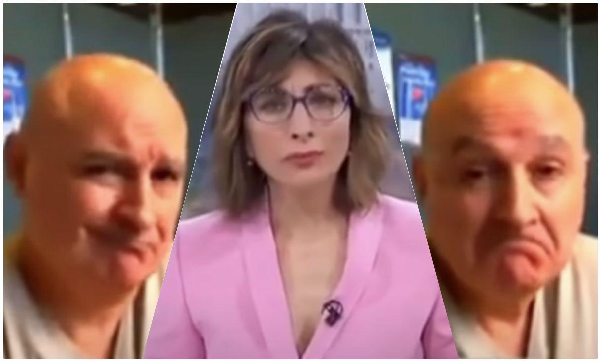medico spagnolo tv giornalista