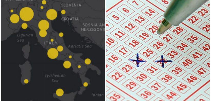 morire di covid italia lotto
