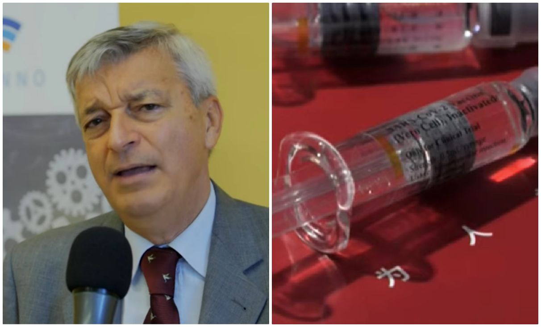 dottor stefano montanari vaccino