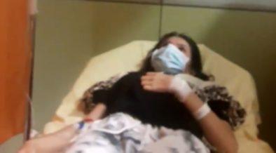 senza tampone bambina ospedale febbre