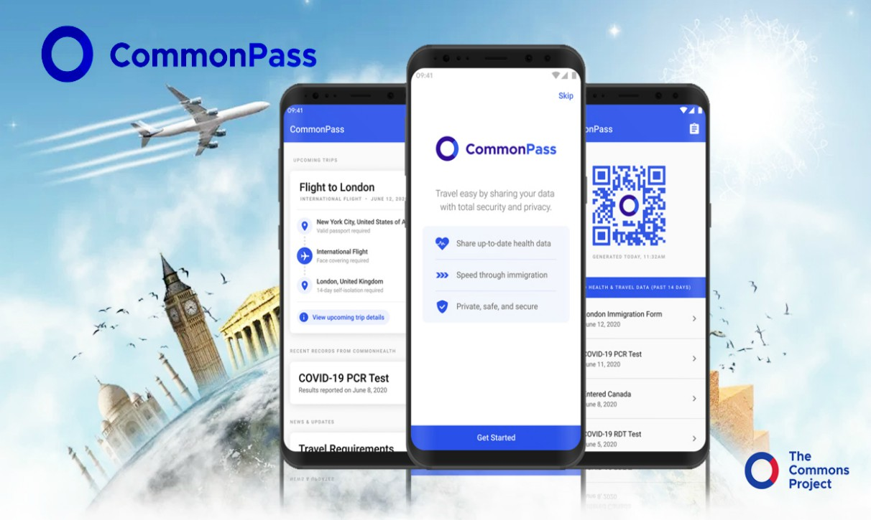 commonpass passaporto digitale sanitario