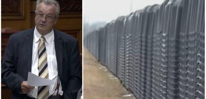 campi isolamento politico canedese canada