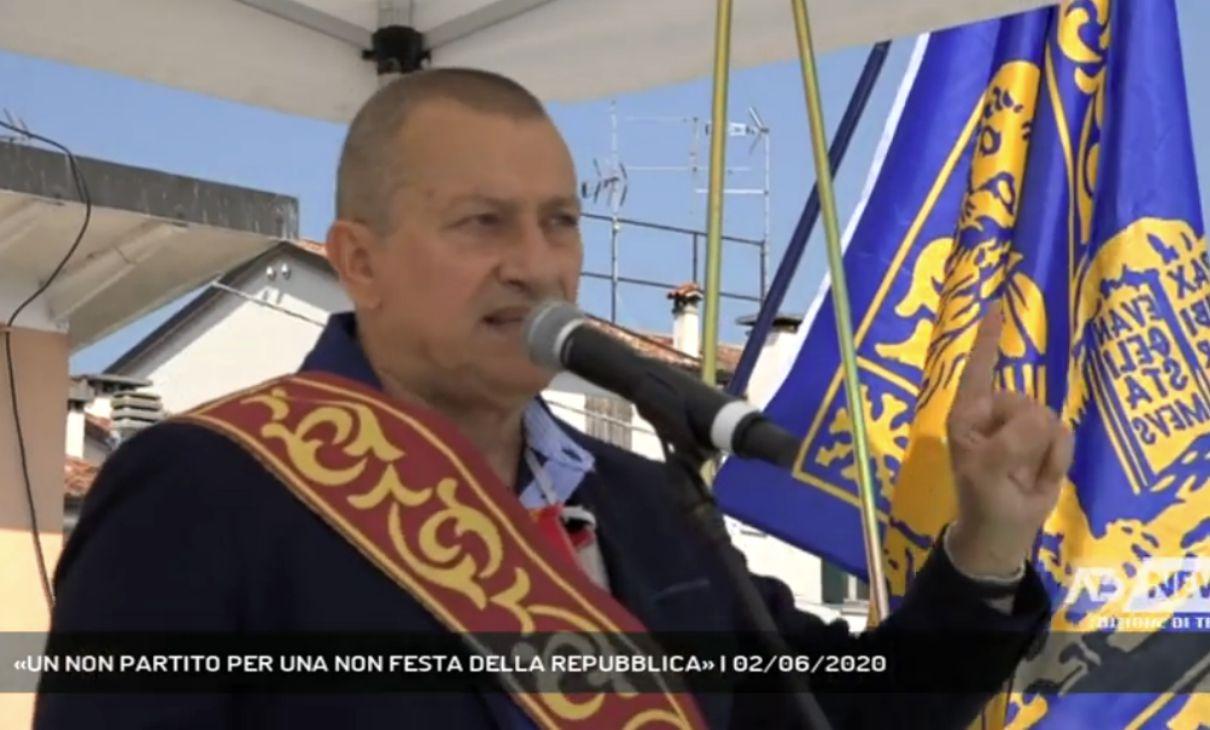 Riccardo Szumski sindaco santa lucia di piave