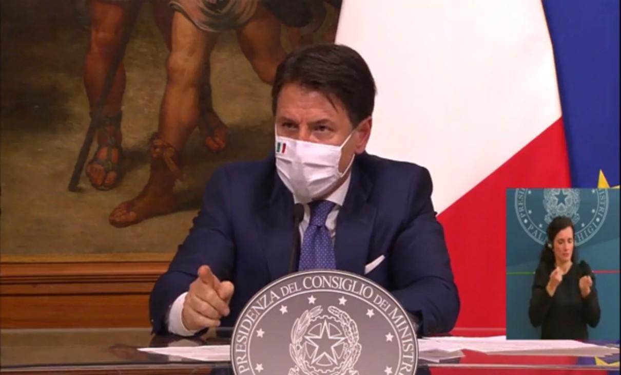 tso conte vaccino anti covid premier